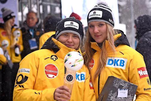 Erster Weltcupsieg für Schneider-Buckwitz-Bob