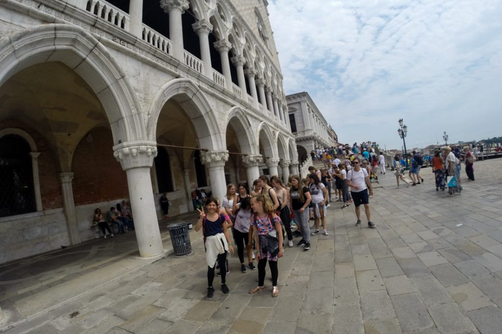 Nella Bella Italia Tag 3 Cheerleading