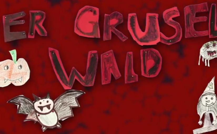 Videoprojekt: Der Gruselwald