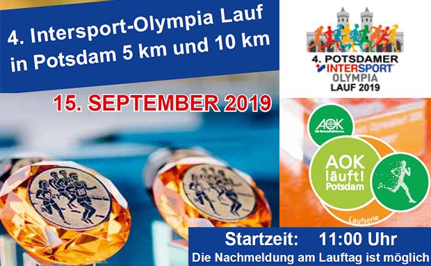 """Lauf-Team aufgepasst! """"Potsdams schnellster Sportverein"""" gesucht!"""