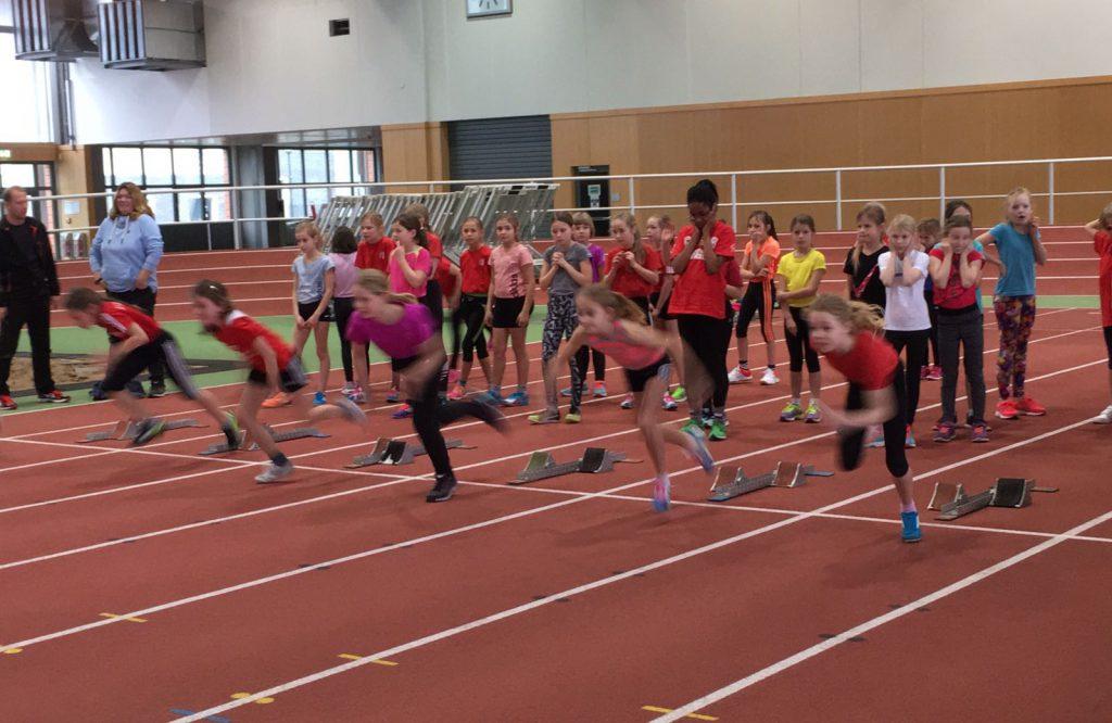 Glückliche Gewinner beim 6. Potsdamer Junior Sprintcup und ...