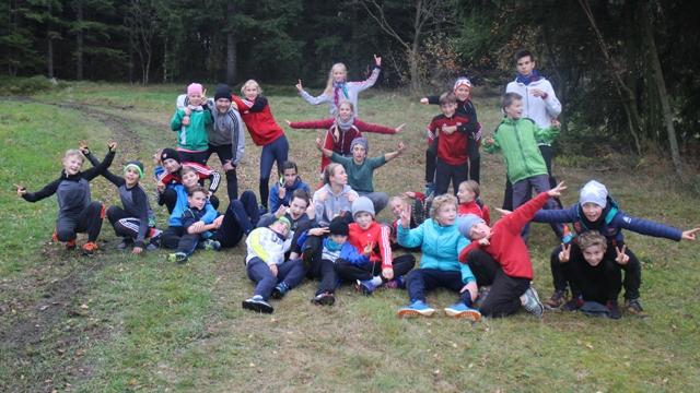 Herbstlager in Jachymov