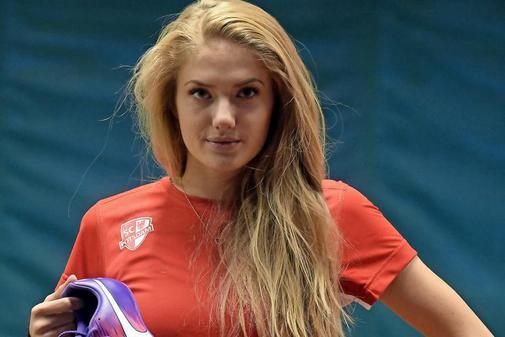 Alica Schmidt sprintet jetzt für den SC Potsdam