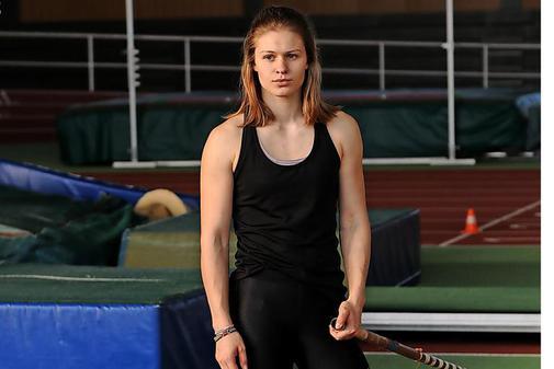 Leni Wildgrube startet in ihre erste SC Potsdam-Saison