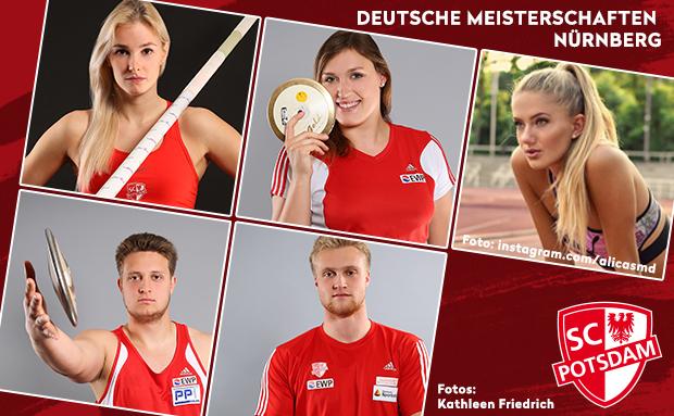 Deutsche Meisterschaften Nürnberg