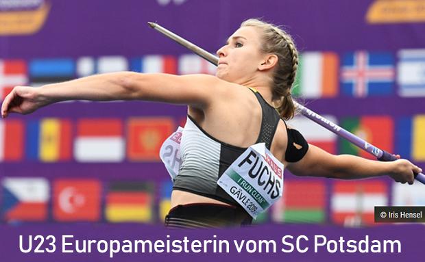 U23 EM: 2 mal Gold, 1 mal Silber nach Potsdam