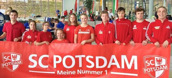 Deutschen Kurzbahnmeisterschaften der Behindertenschwimmer/innen 2016