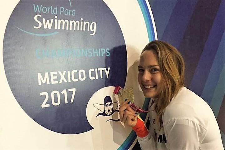Maike Naomi Schnittger holt WM-Gold