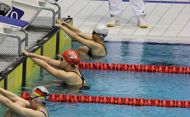 Drei Rekorde zum Trainingsabschluss im Sportbad BLU