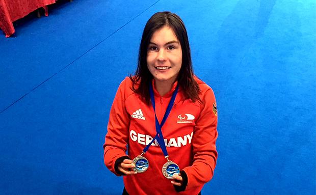 Para-Schwimmerin Gina Böttcher greift bei WM 2019 an