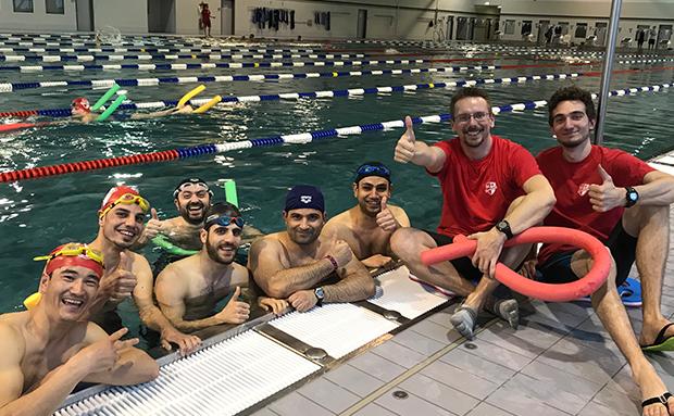 Neue Termine ab Mai! Schwimmlerngruppe für Erwachsene