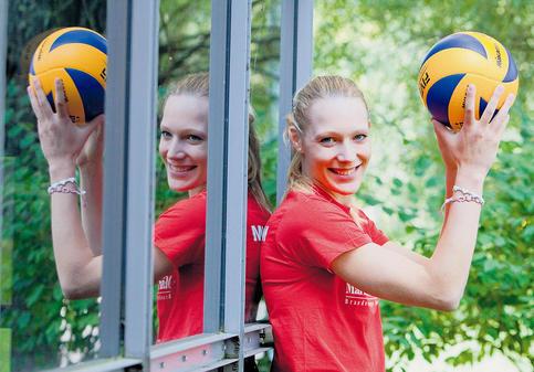 Michala Kvapilová verstärkt den SC Potsdam