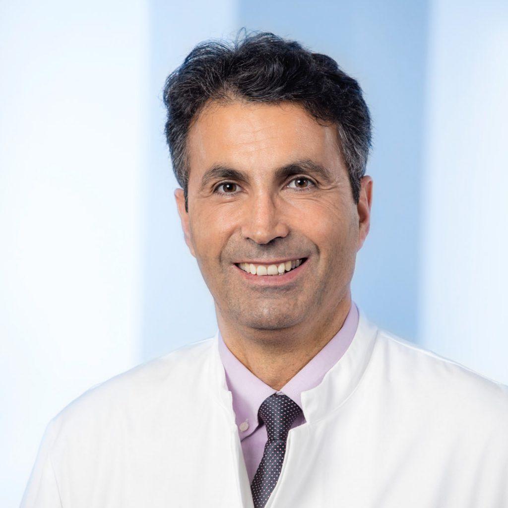 Dr. med Mojtaba Ghods