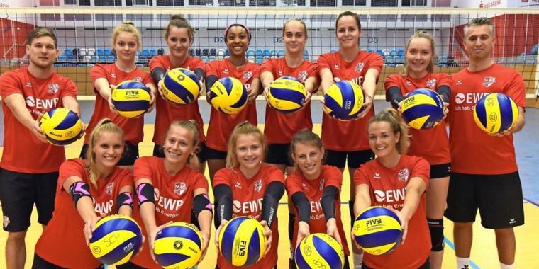 SC Potsdam startet in die Saisonvorbereitung