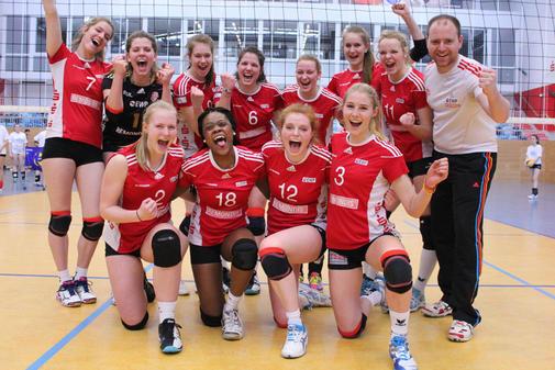Volleyball-Nachwuchs macht den Aufstieg in die Regionalliga perfekt