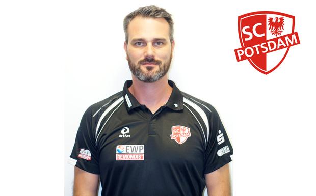 Trainer Björn Matthes
