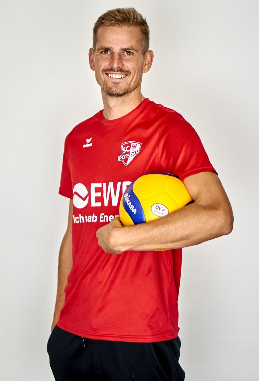 Trainer Florian Grüschow