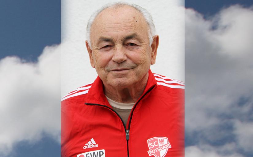 Der SC Potsdam trauert um Heinz Rieger