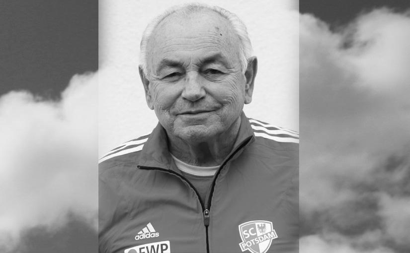 Abschied von Trainerlegende Heinz Rieger