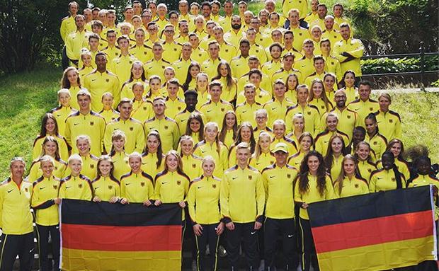 U20 EM Leichtathletik und JWM RSG