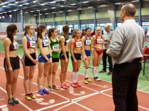 Medaillenregen und neuer Landesrekord bei den Landesmeisterschaften