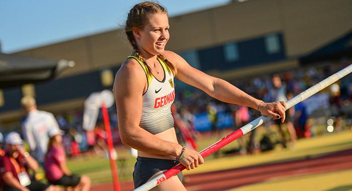 Leni-Freyja Wildgrube gewinnt Gold bei den Olympischen Jugendspielen