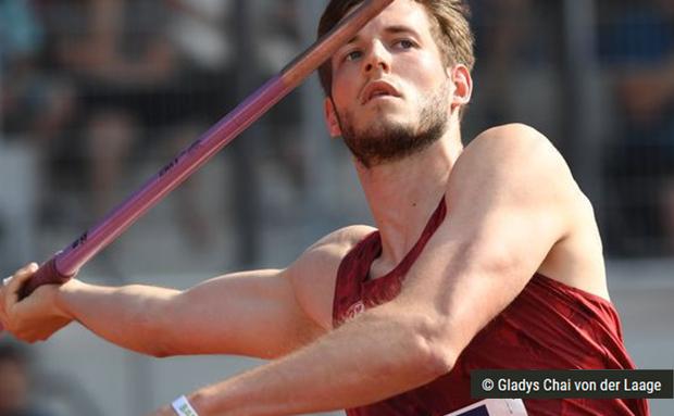 Im Portrait: Bernhard Seifert mit 85,19 Meter Bestleistung