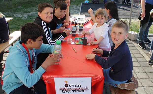 Gelungenes Osterfest mit 250 Gästen gefeiert!